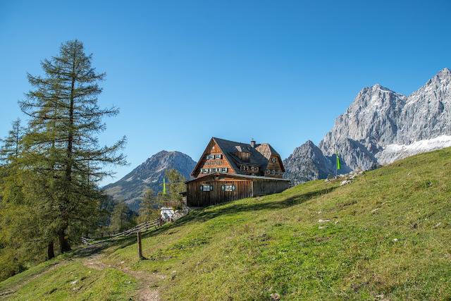5-Hüttenweg und Jungfrauensteig  Wandern in Ramsau am Dachstein 06