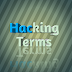 Terms used in hacking