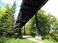 Jesmond Dene Armstrong Bridge