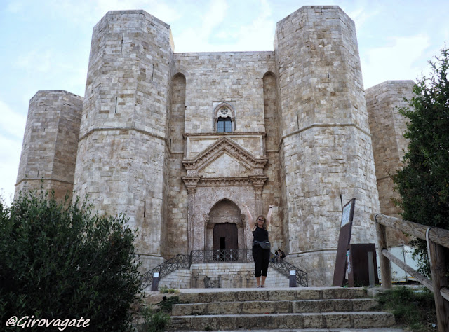 Castel del monte unesco
