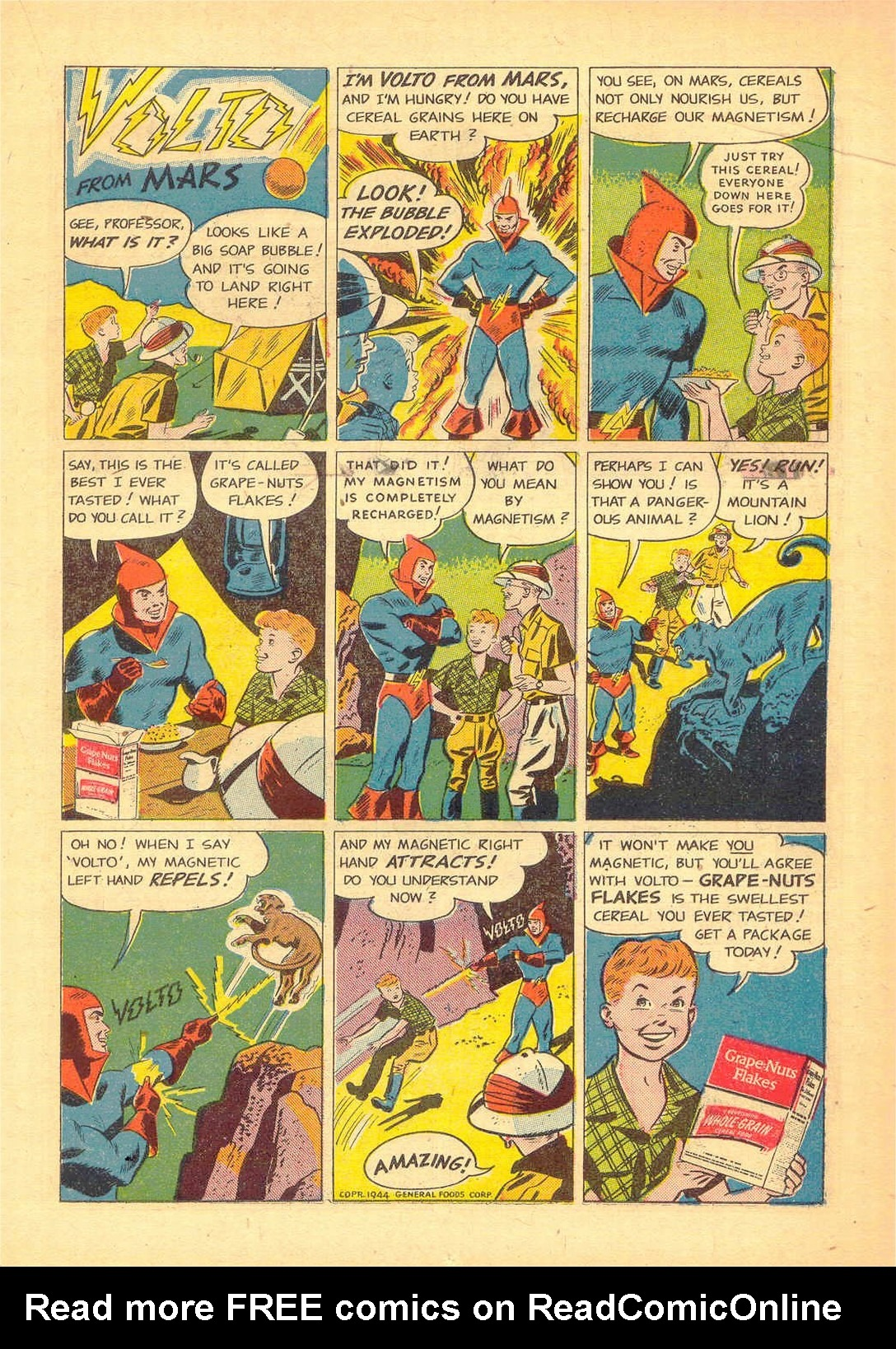 Read online Action Comics (1938) comic -  Issue #80 - 20