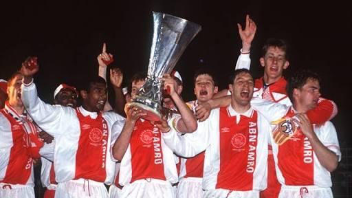 Copa da UEFA 1991-1992: Ajax