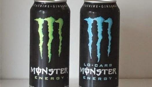 Bebidas energéticas Monster