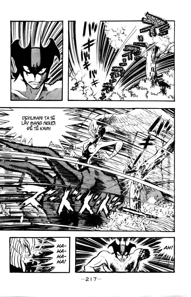 DevilMan chapter 9.2 trang 3
