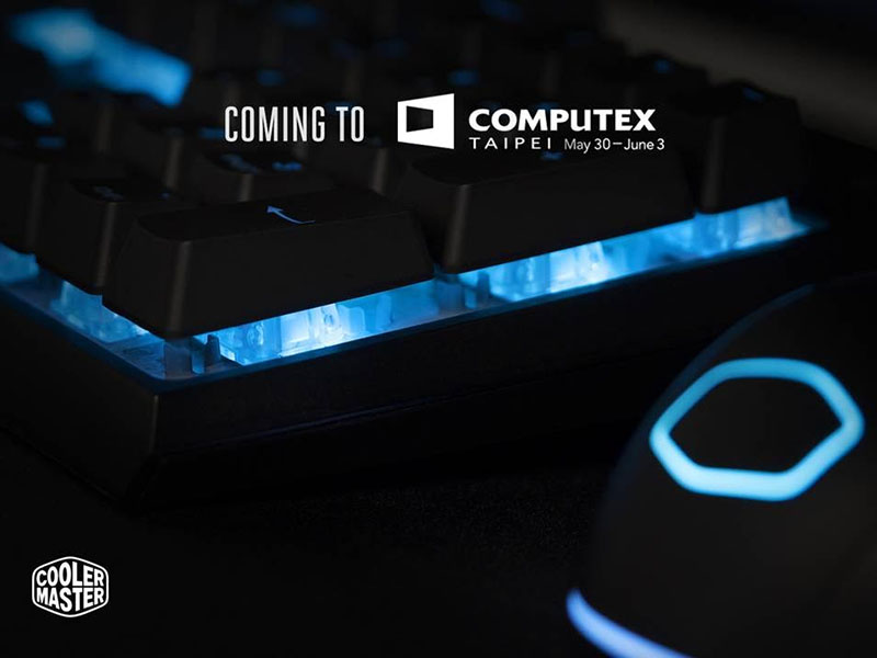 Here's A Sneak Peek On What Cooler Master Have For COMPUTEX 2017! 9