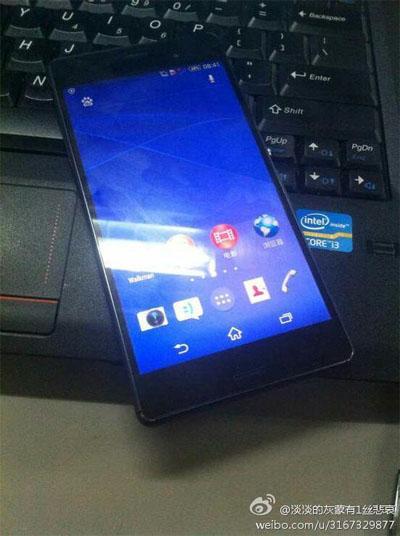 Lebih Jelas, Ini Penampakan Sony Xperia Z3