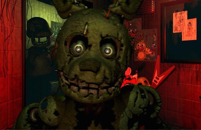 Five Nights at Freddy's vai virar filme pela Warner Bros