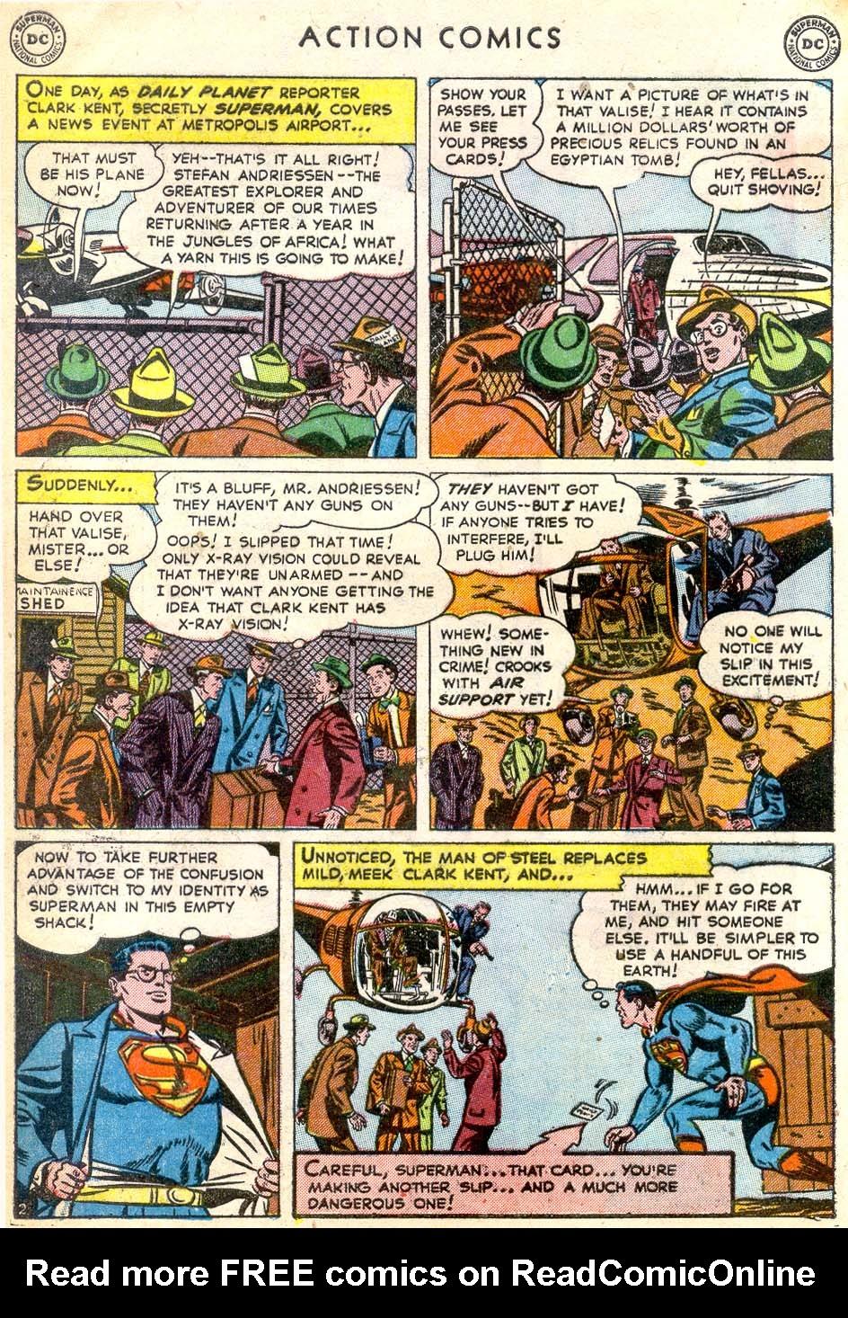 Action Comics (1938) 164 Page 3