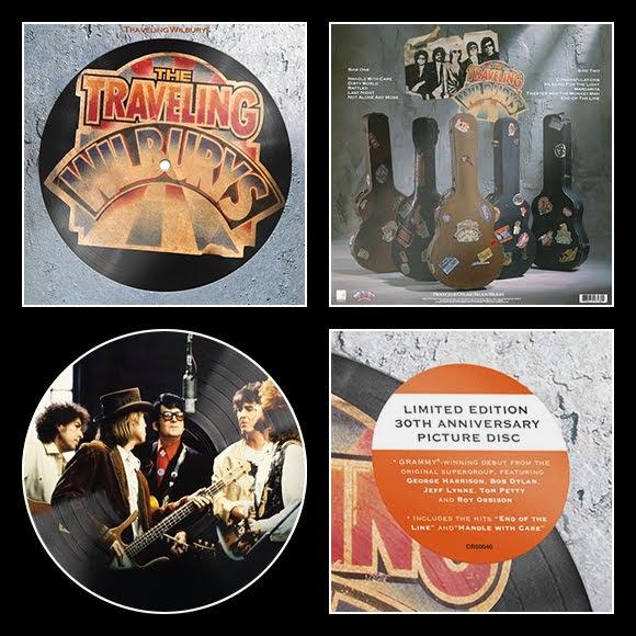 Édition anniversaire pour les 30 ans de «Traveling Wilburys Vol. 1»