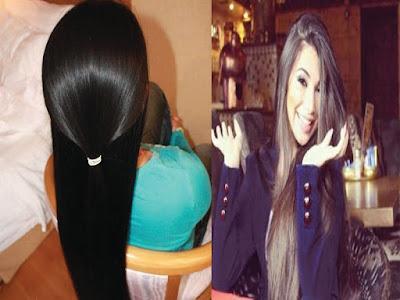 وصفات بسيطة لتطويل الشعر في اسبوع