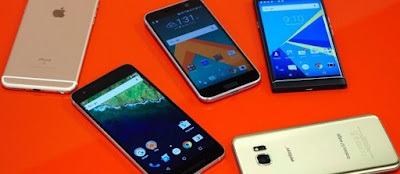 Duh, 5 Merk Smartphone Ini Ternyata Banyak Bermasalah!