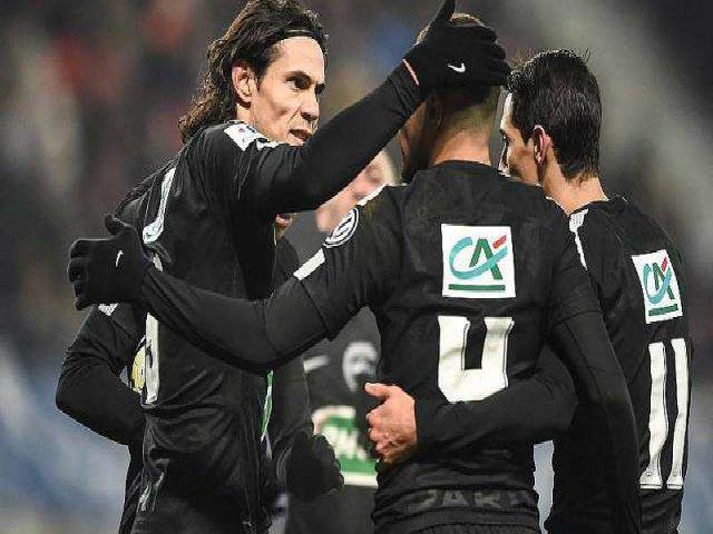 Video Sochaux - PSG: Thẻ đỏ, hat-trick & sức mạnh hủy diệt