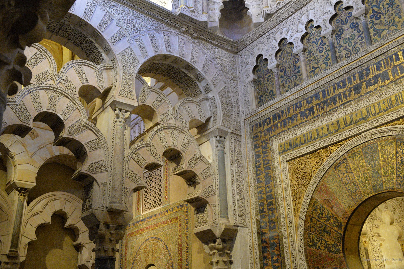 mosque cathedral mezquita catedral cordoba spain españa