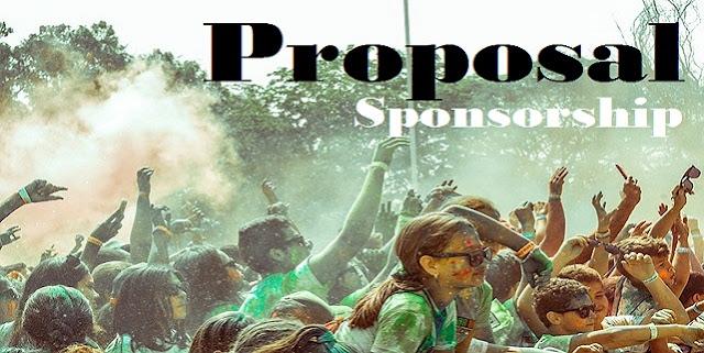 Contoh Proposal Sponsorship Agar Dana Cepat Cair