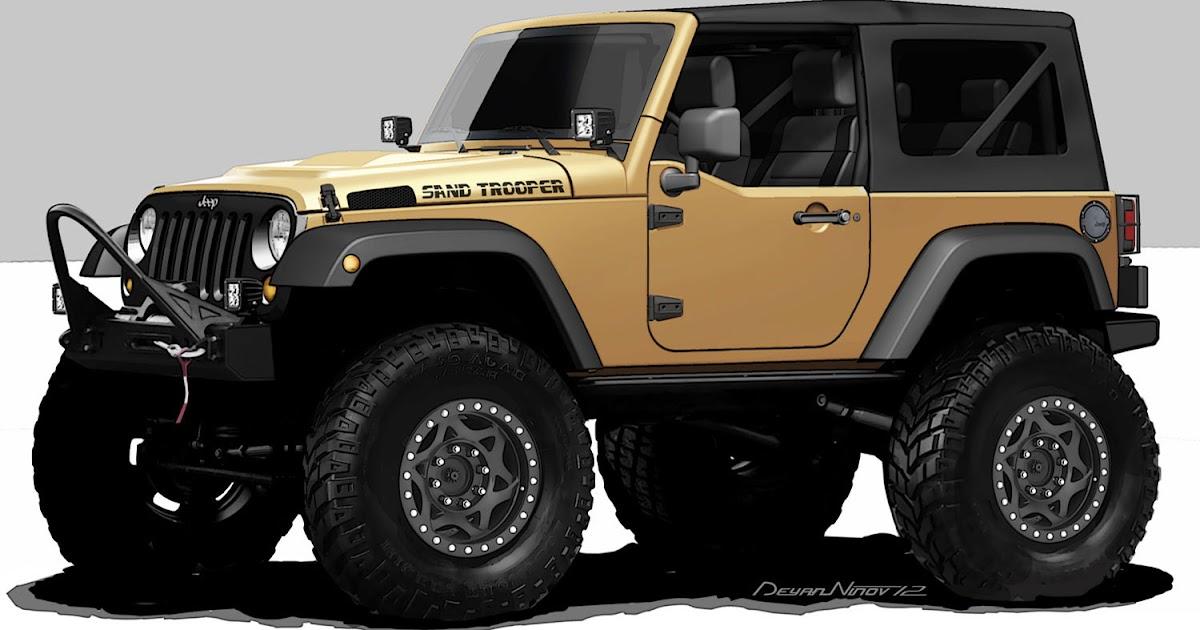 jeep wrangler sand trooper latest auto design. Black Bedroom Furniture Sets. Home Design Ideas