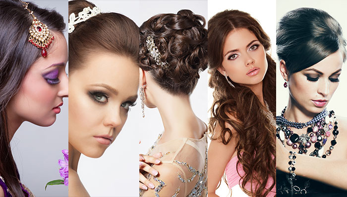 Beautiful Hairstyles For The Bride To Be