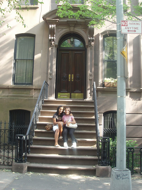 Appartement de Carrie Bradshaw New York