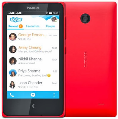 Harga Handphone Nokia X Plus Terbaru