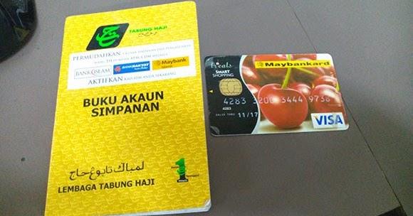 Cara Mudah Menghubungkan akaun Tabung Haji di ATM Maybank