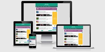Tampilan Home Page