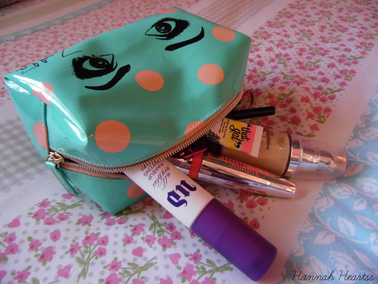 Zoella Make up Bag