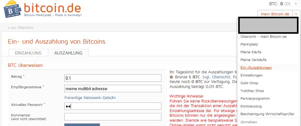 Tutorial bitcoin investieren