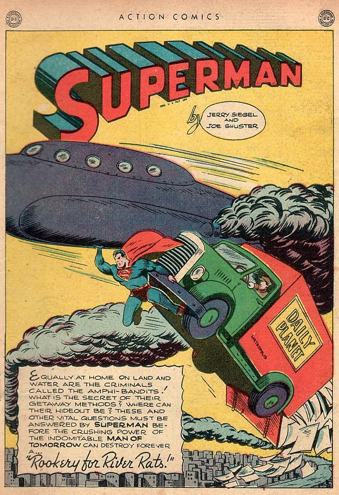 Action Comics (1938) 90 Page 1