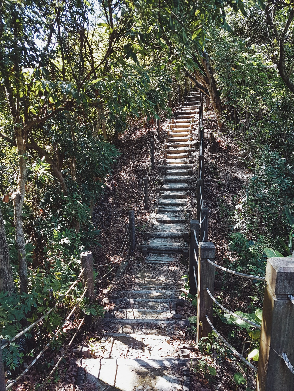 新田登山步道
