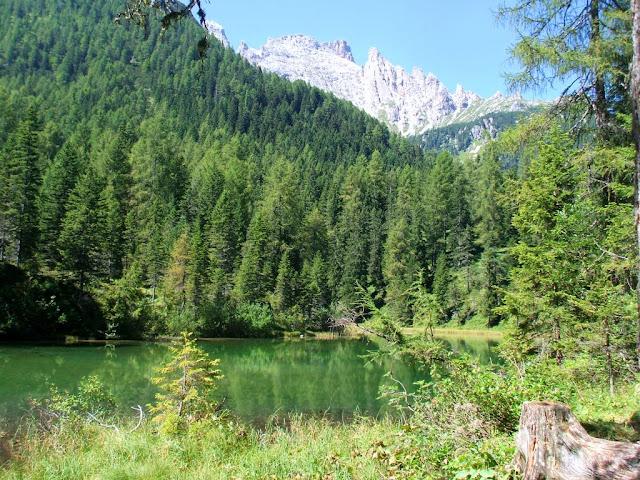 Sentieri facili in Cadore Dolomiti venete