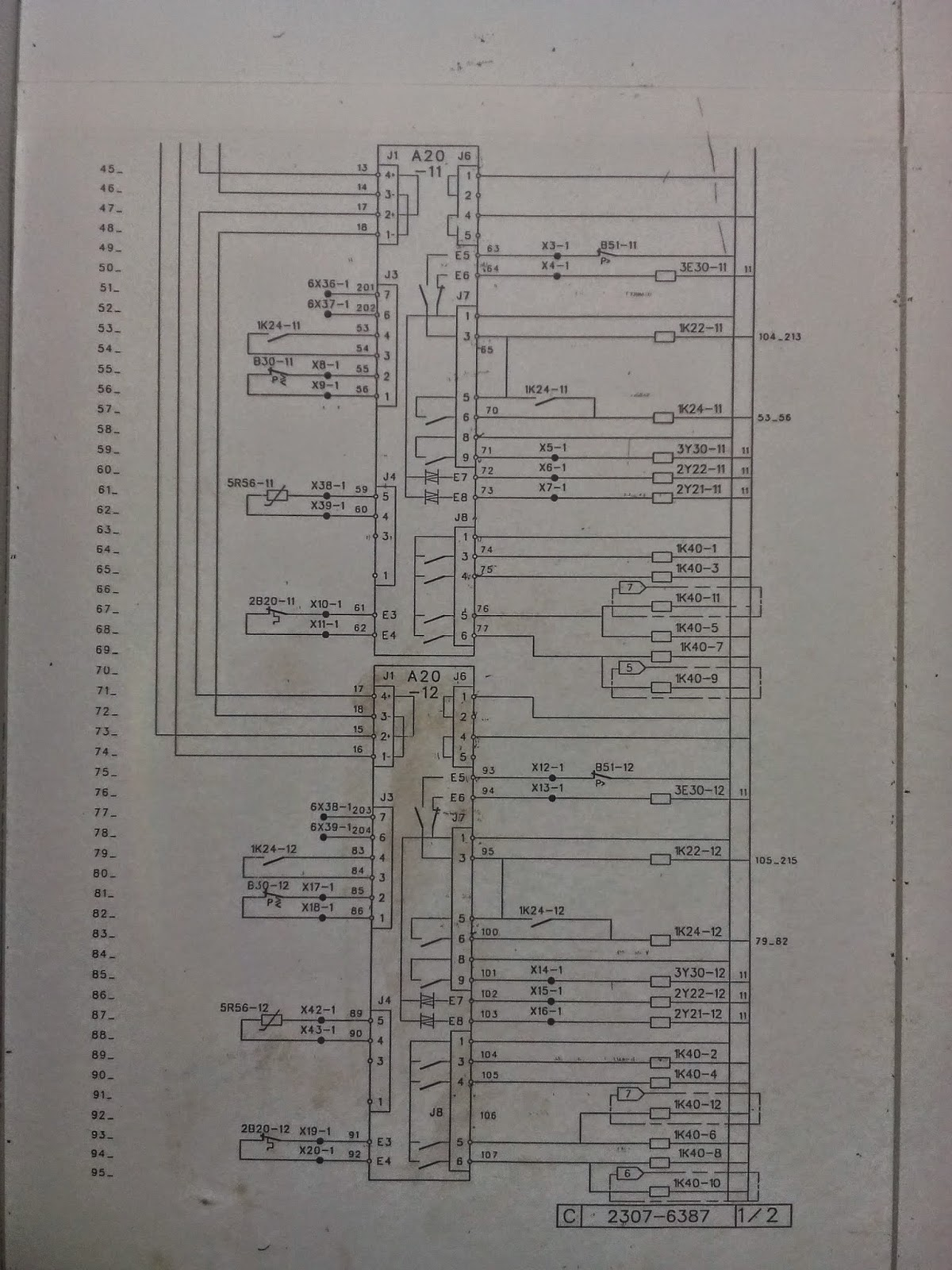 Trane Chiller Wiring Diagram Hfc Network Hvac Chillers Heatpump Air Cooled Control