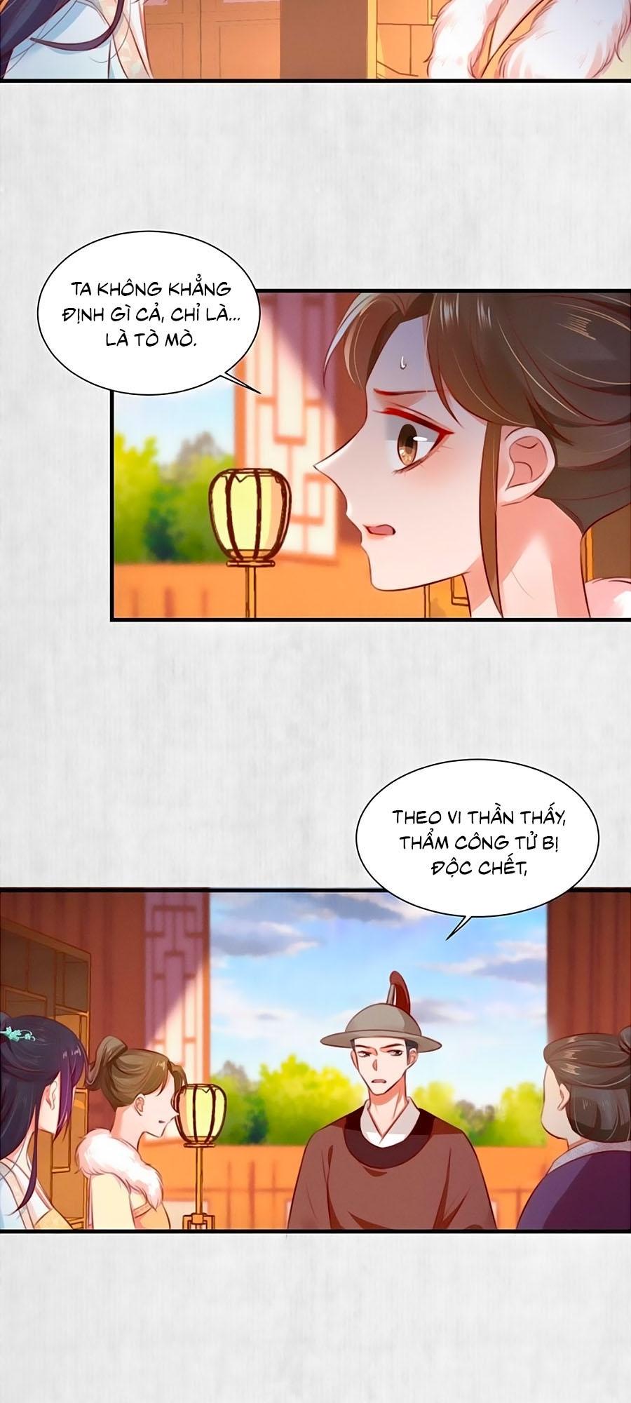 Hoạn Phi Hoàn Triều Chapter 78 - Trang 10