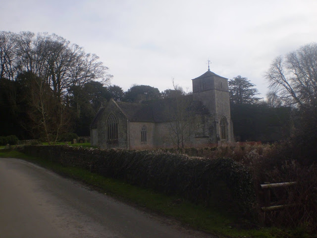 Eastleach Church