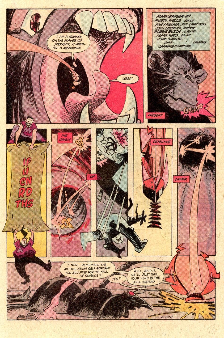 Read online Secret Origins (1986) comic -  Issue #40 - 34