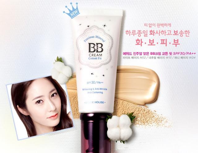 Manfaat BB Cream Etude Untuk Kecantikan Kulit