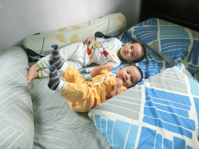 Lil' Iman dan Lil' Amin || Be Good Brotherhood