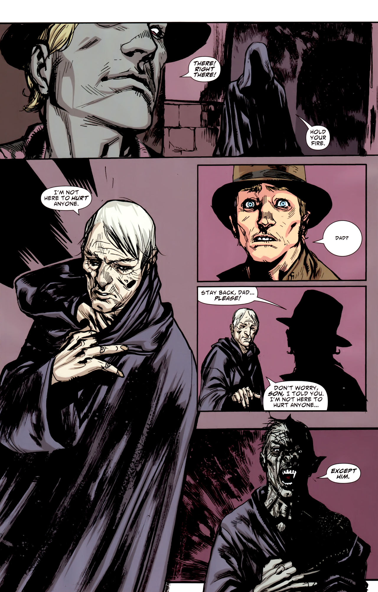 Read online American Vampire comic -  Issue #8 - 21