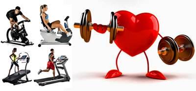 El miocardio gana fuerza gracias al cardio moderado e intenso