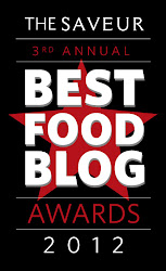 Nominated as Drink Blog of the Year by Saveur Magazine!