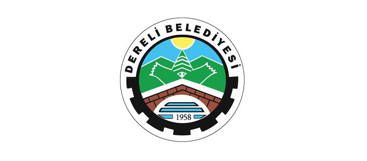 Giresun Dereli Belediyesi Vektörel Logosu