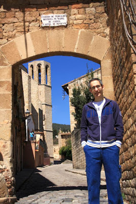 Bell Tower of the Pedralbes Monastery