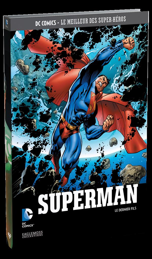 Avec le troisième volume de la collection proposée par Eaglesmoss, c est au  tour de Superman d entrer dans la danse... Un des postulats de base du  mythe de ... 5272518b3287