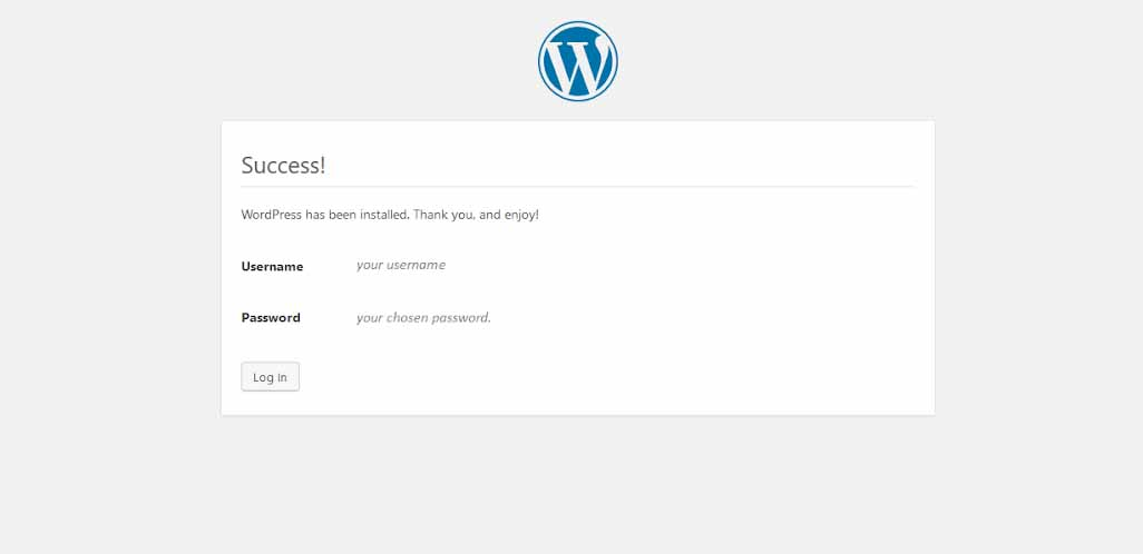 admin-wordpress-login