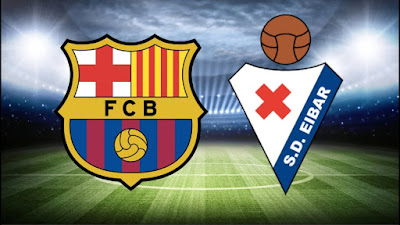مشاهدة مباراة برشلونة وايبار بث مباشر اليوم 19-5-2019 في الدوري الاسباني