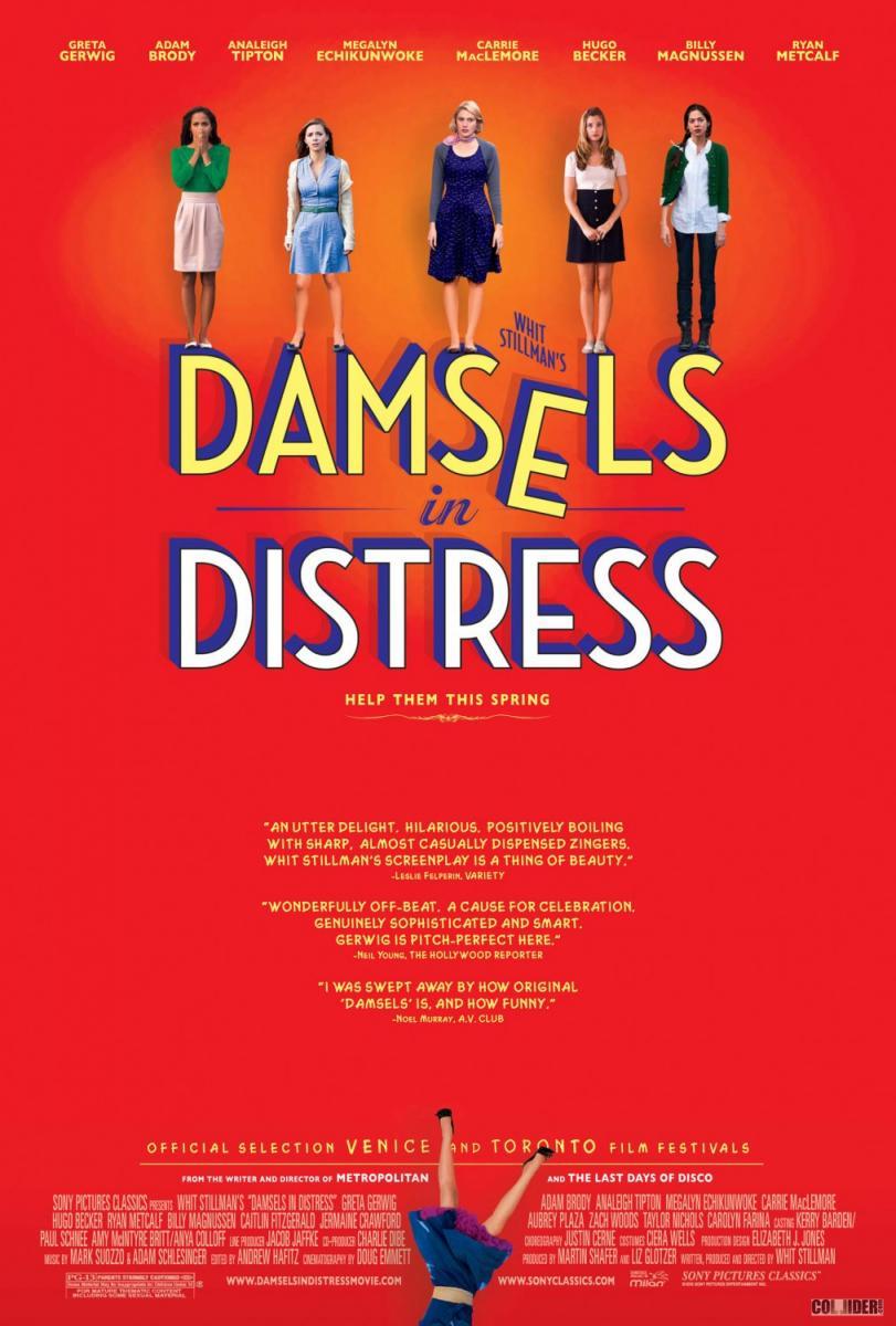 descargar Damiselas En Apuros (2011), Damiselas En Apuros (2011) español