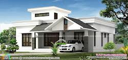 floor single low kerala modern plans budjet bungalow front budget duplex side roof discover