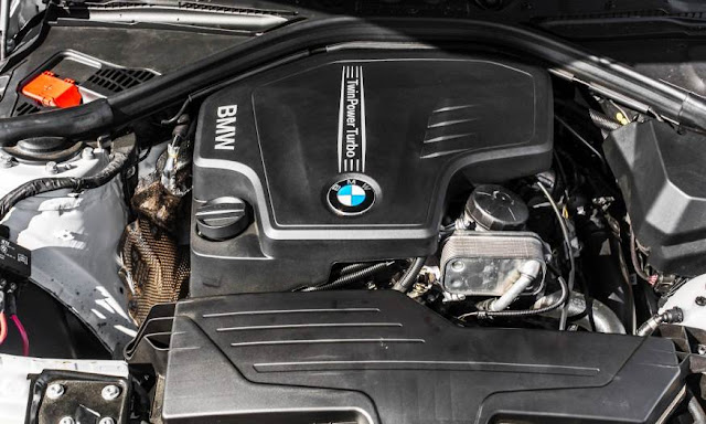 2017 BMW 328i Review