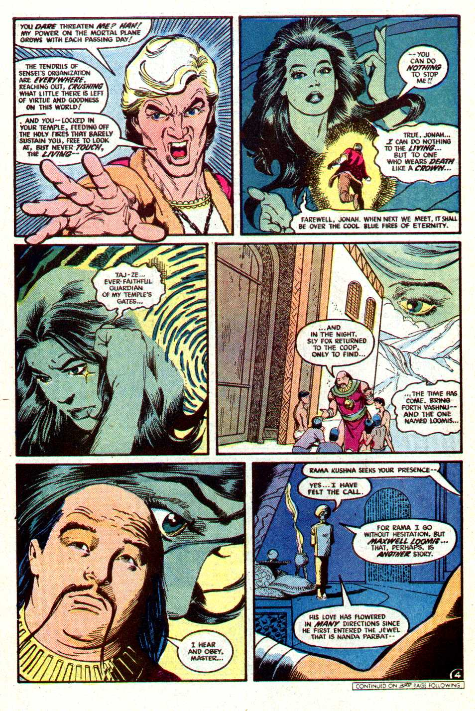 Read online Secret Origins (1986) comic -  Issue #15 - 5