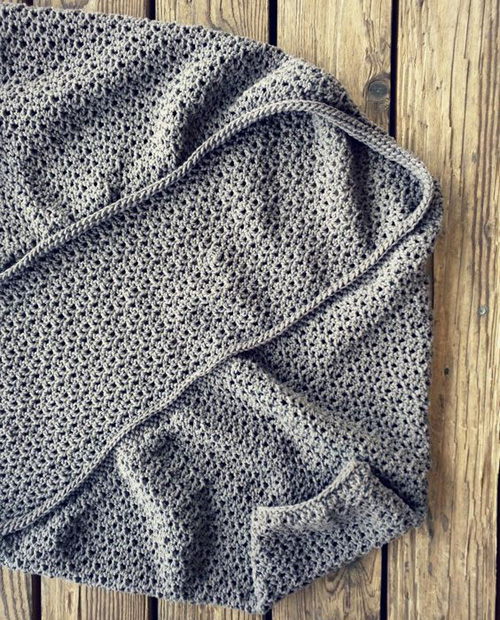 The Cozy Cocoon Cardigan - Free Pattern
