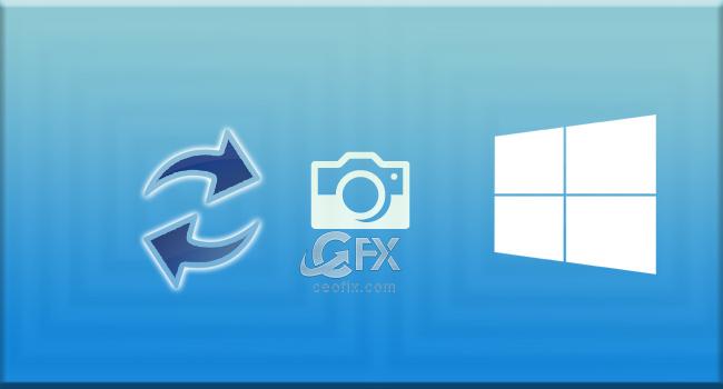 Windows 10 da Kamera Uygulaması Nasıl Sıfırlanır