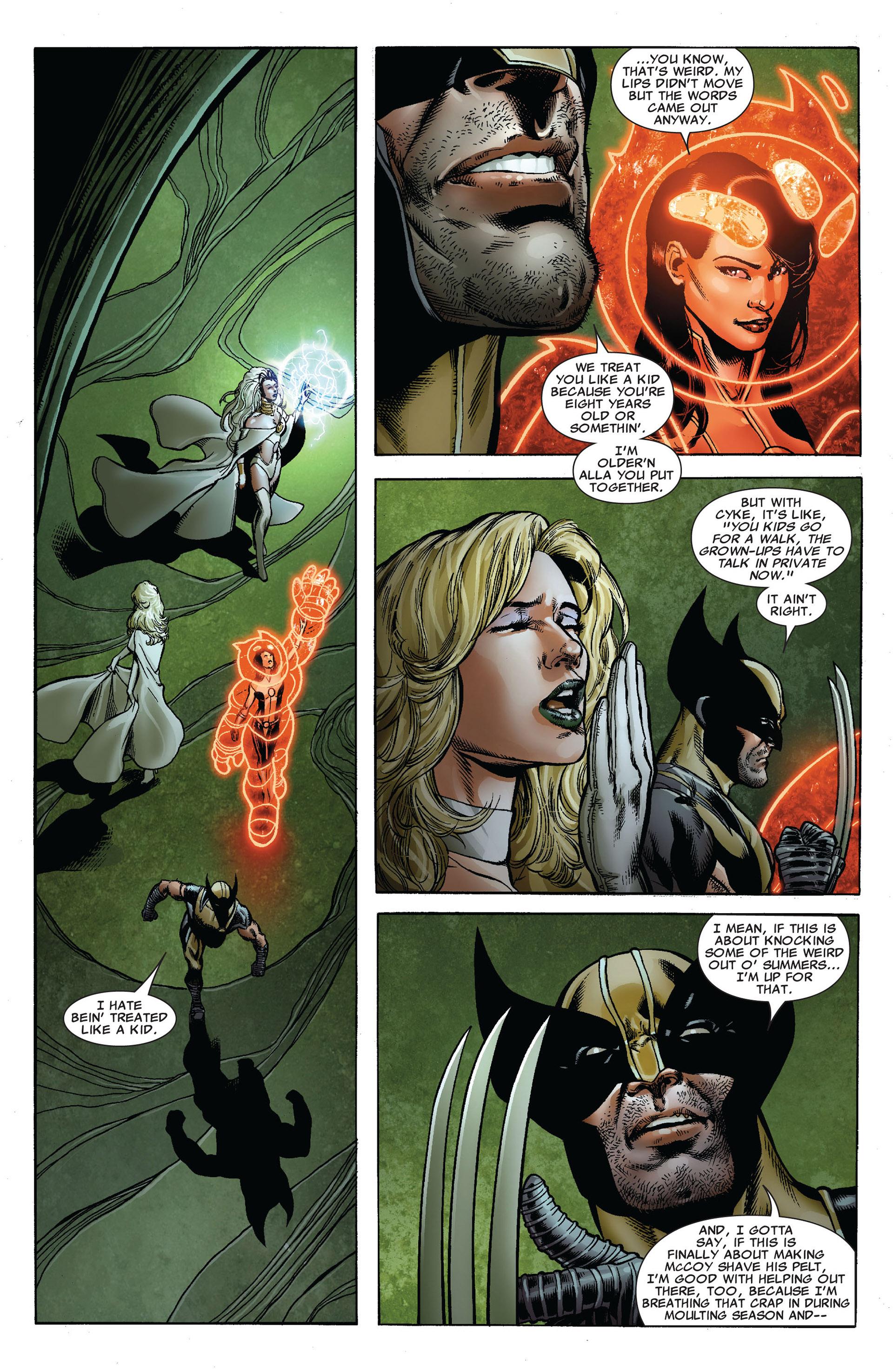 Read online Astonishing X-Men (2004) comic -  Issue #34 - 7